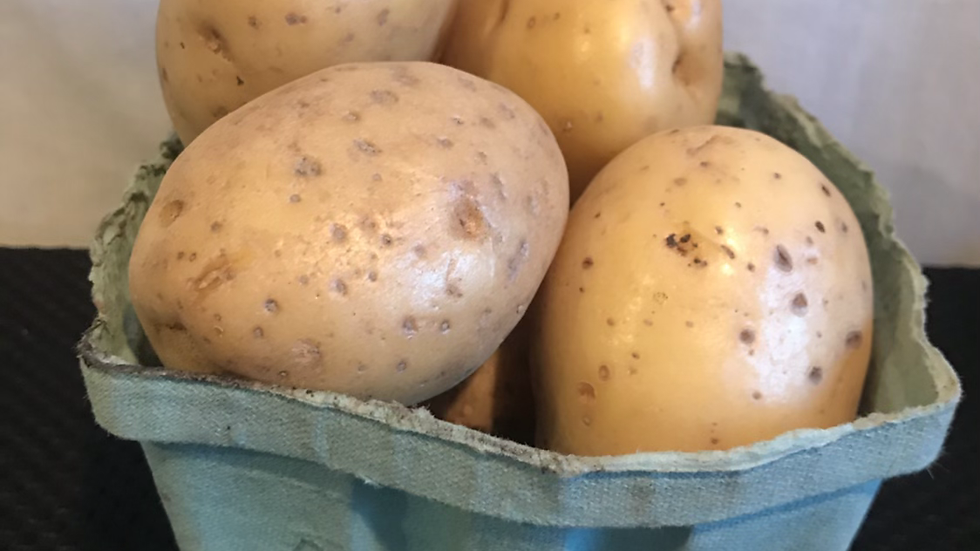 Gold Potatoes