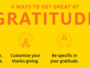 COVID-19: Encourage Gratitude in the Workplace
