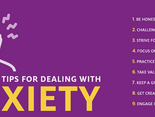9 Tips for Dealing With Uncertainty & Anxiety Right Now - CCL