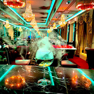 Another Smoking Cocktail