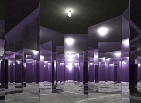 A HOUSE OF MIRRORS?
