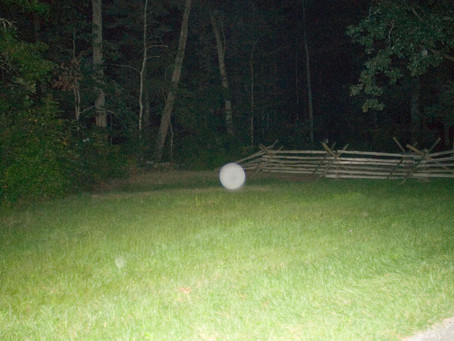 Orbs: Dust Particles or Conscious Energy?
