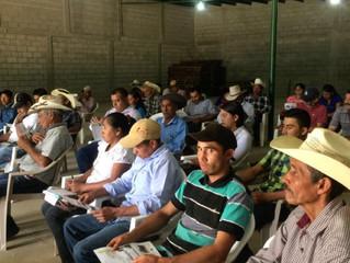 Fondo Cafetero Nacional entrega proyecto carretero en San Juan, Intibucá