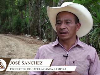 FCN Realiza obras de infraestructura vial en La Campa, Lempira
