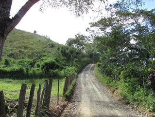 Fondo Cafetero Nacional entrega proyecto carretero en Las Selvas, El Paraíso
