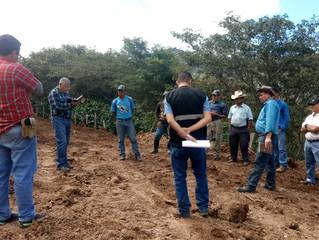 Fondo Cafetero Nacional inicia trabajos de rehabilitación de caminos rurales en el municipio de Yaru
