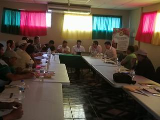 Fondo Cafetero Nacional participa en reunión Departamental de AHPROCAFE en COMAYAGUA