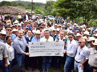 INICIO DE TRABAJOS EN EL MUNICIPIO SAN MANUEL DE COLOHETE