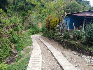 Fondo Cafetero Nacional ejecuta obras San Pedro Sula ,  Cortés