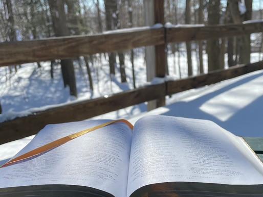 Sunday Scripture Reflection: Jeremiah 31:31-34