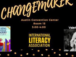 Austin, TX ILA Conference Presentation