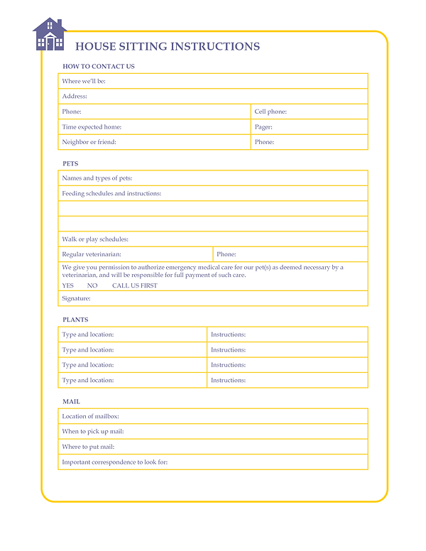 pet sitter information form koni polycode co