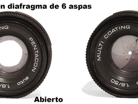 APRENDE A USAR TU CÁMARA REFLEX: 3 PARTE-DIAFRAGMA
