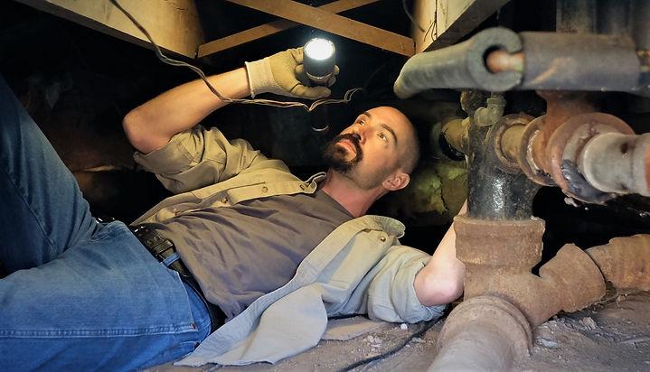 nashville crawlspace inspector