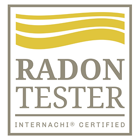 radon tester Internachi certificate