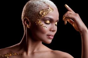 Golden Goddess Oxum