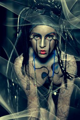Glamour Cyberpunk