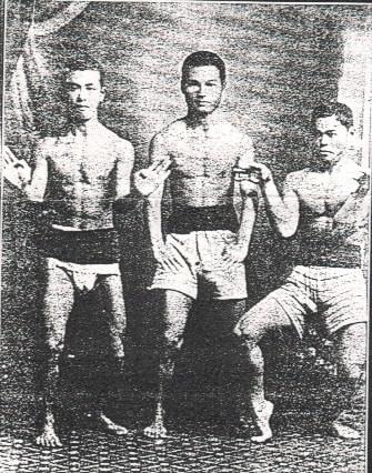 Origins of Karate Gi