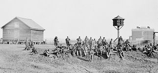 Historyeye   wounded African American soldiers during American Civil War