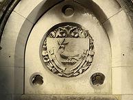 Westby, Coat of Arms, Heraldry,Roebuck Castle, Clonskeagh