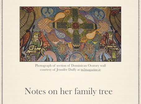 Family Tree of Sister Concepta Lynch