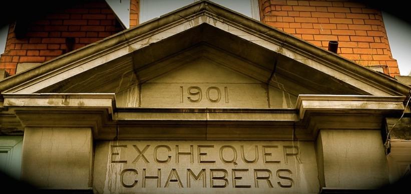 Historyeye|Exchequer Street