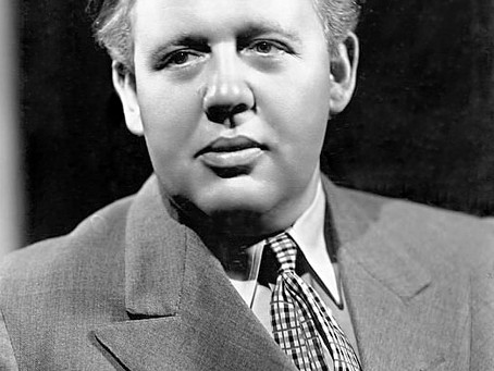 Charles Laughton's grandfather came from Ardee