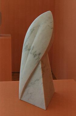 Untitled - h 42 cm  Carrara marble  2004