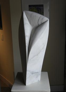 Breath - h 60 cm danby marble 2017