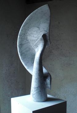 Unità - h 65 cm Carrara marble 2007