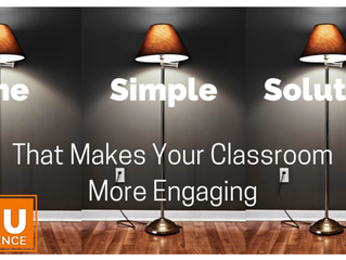 The Simple Solution That Makes Your Classroom More Engaging