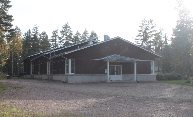 Nya båthallen