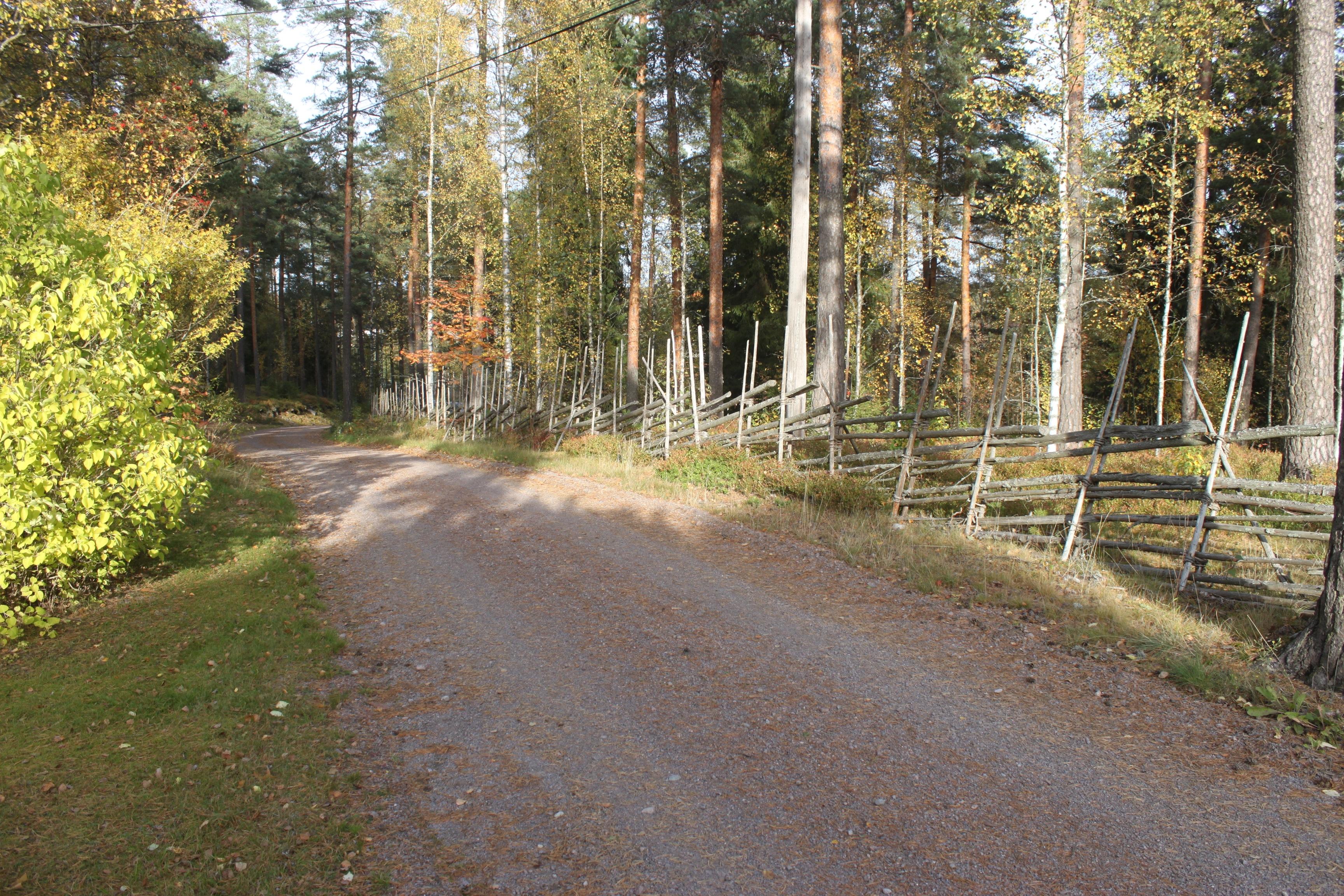 norra uppfarten