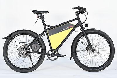 SPEEDPED E-bike dicke Reifen swiss-urban