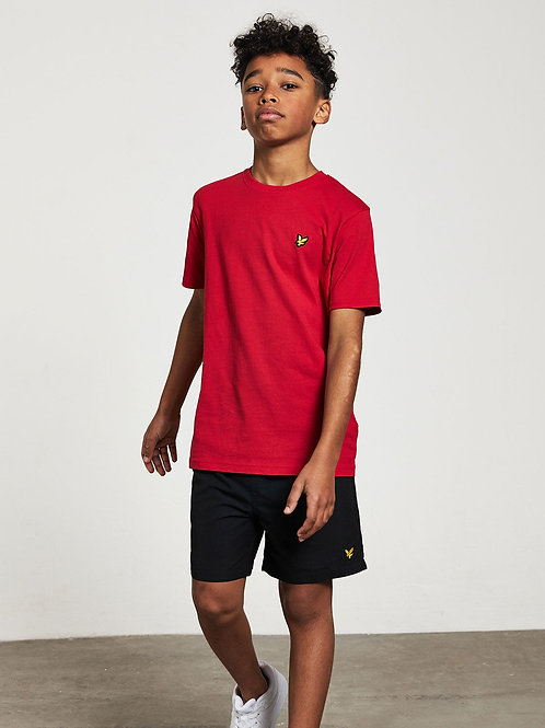 LYLE & SCOTT - JR T-shirt Red