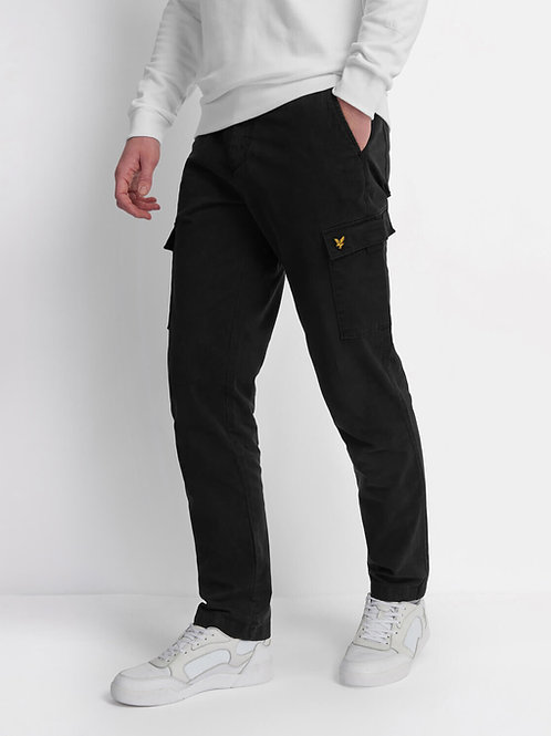 LYLE & SCOTT - Cargo Pants Black