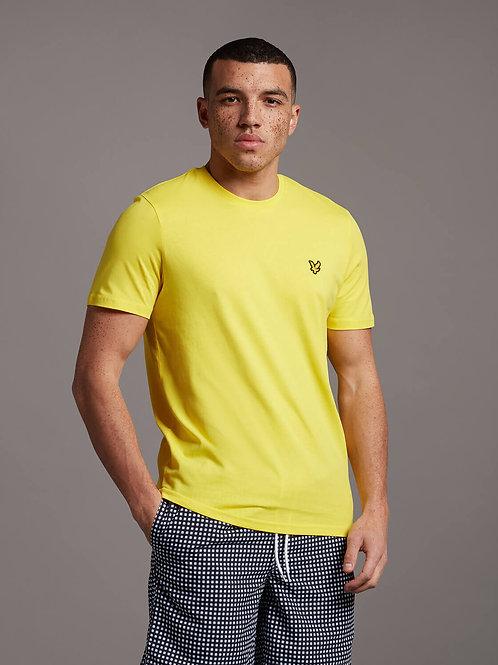 LYLE &SCOTT - T-shirt Buttercup yellow