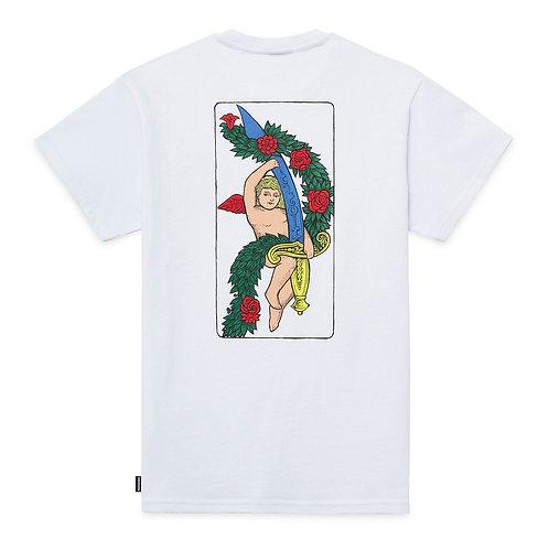 Propaganda- T-shirt  Bris White