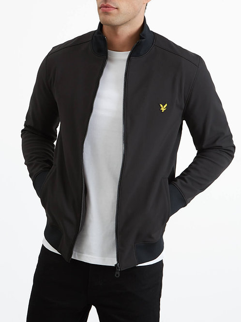 LYLE &SCOTT -softshell BLACK