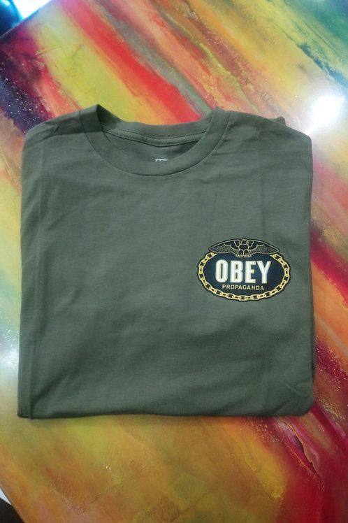 OBEY - T-shirt militare imperial