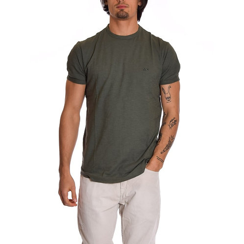 SUN 68 - T-shirt Green