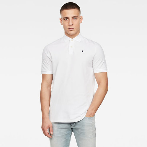 G-STAR - Polo White