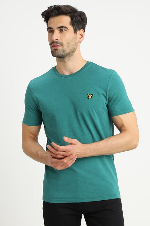 LYLE & SCOTT - T-shirt Alphine Green Marl