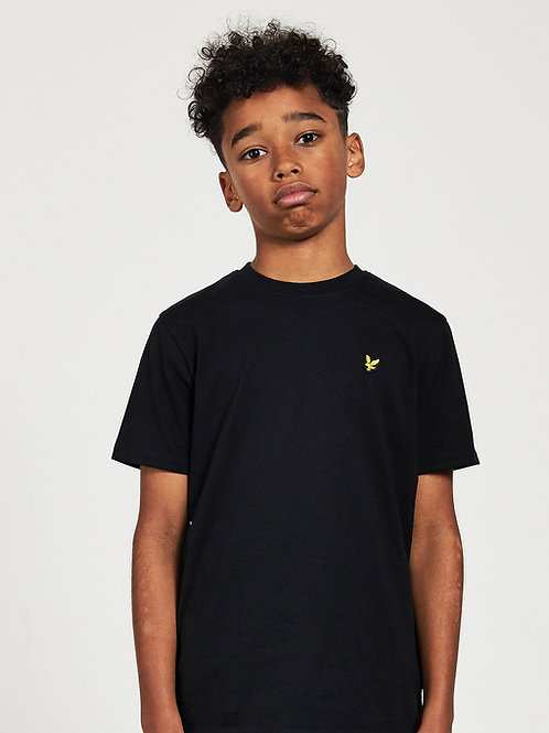 LYLE & SCOTT - JR T-shirt Black