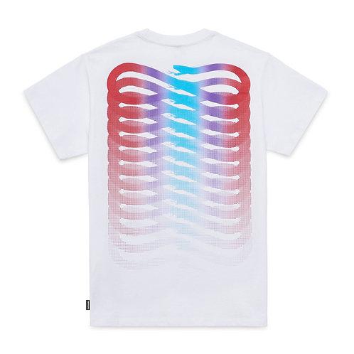 Propaganda- T-shirt ribs White