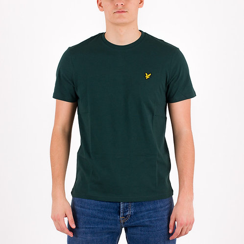 LYLE &SCOTT - T-shirt JADE GREEN