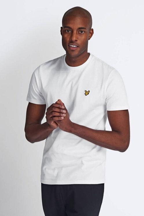 LYLE & SCOTT - T-shirt White