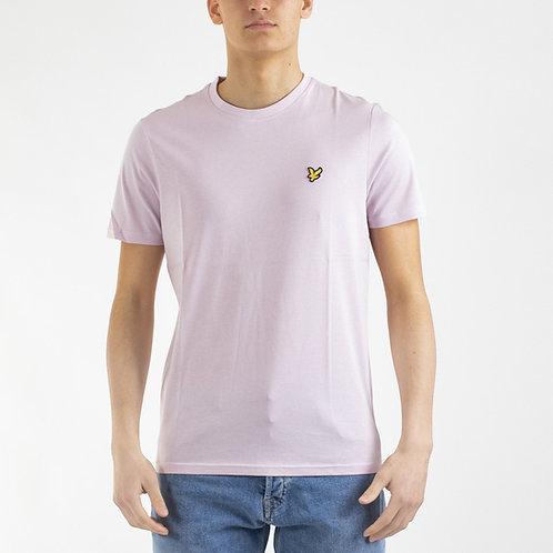 LYLE &SCOTT - T-shirt light pink