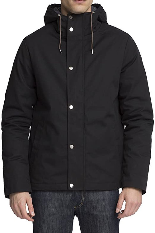 REVOLUTION- PARKA corto con Thinsulate-BLACK