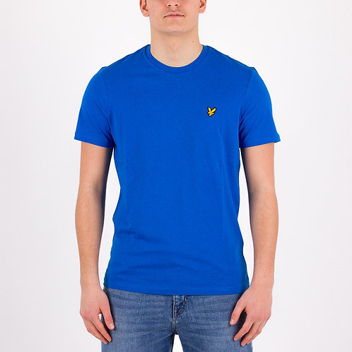 LYLE & SCOTT - T-shirt Bright Cobalt